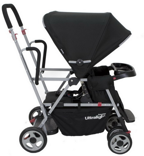Joovy Caboose Sit and Stand Double Strollers Reviews