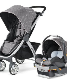 Chicco Bravo Trio Travel System Stroller Review