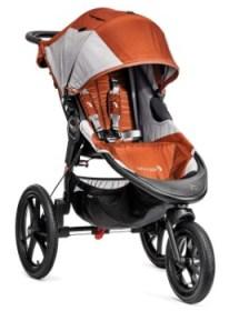 Baby Jogger Summit X3 Single Jogging Stroller