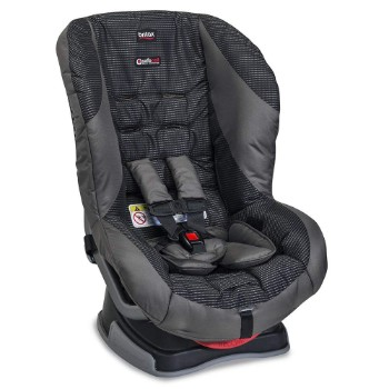 Britax Roundabout G4.1 Convertible Car Seat Review