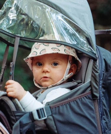 When Can Babies Sit in a Stroller