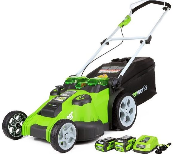 Best Lawn Mower For Small Yard Review and Buying Guide