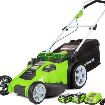 best_lawn_mower_greenworks_20_inch