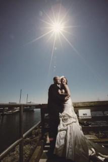 Oceano Moon Bay Wedding Jewish Lisa Yaakov