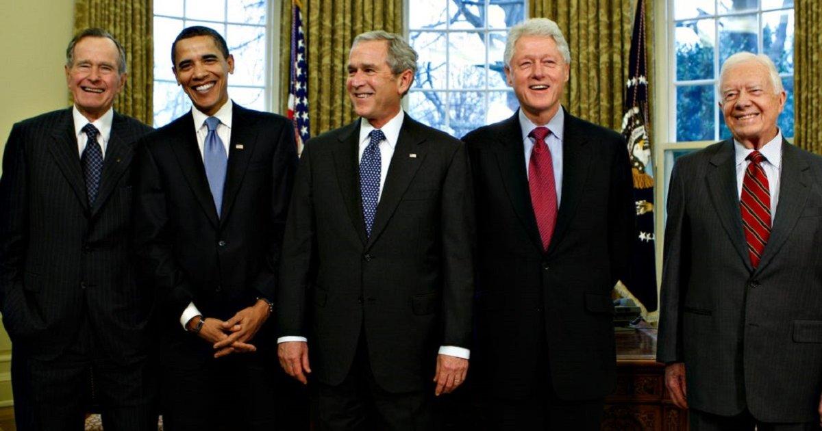 Last Ten: US Presidents in Order Quiz