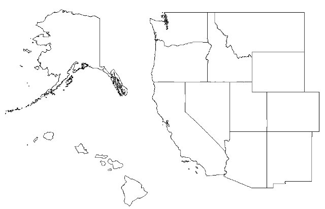 Most people would not believe it, but recently that figure surpassed 80 percent! Identify The Western States Quiz