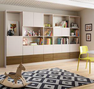 Living Room Storage Wall Units California Closets