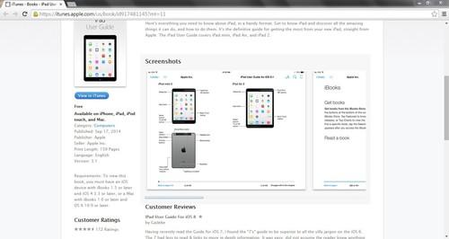 Whoops! Apple leaks iPad Mini 3 and iPad Air 2 details
