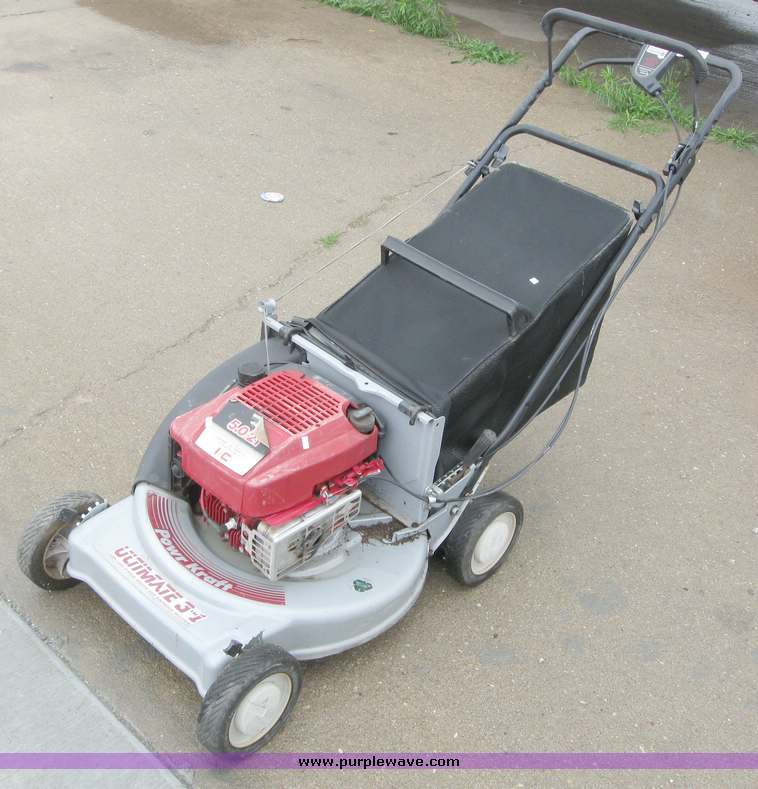 Powr Kraft Lawn Mower