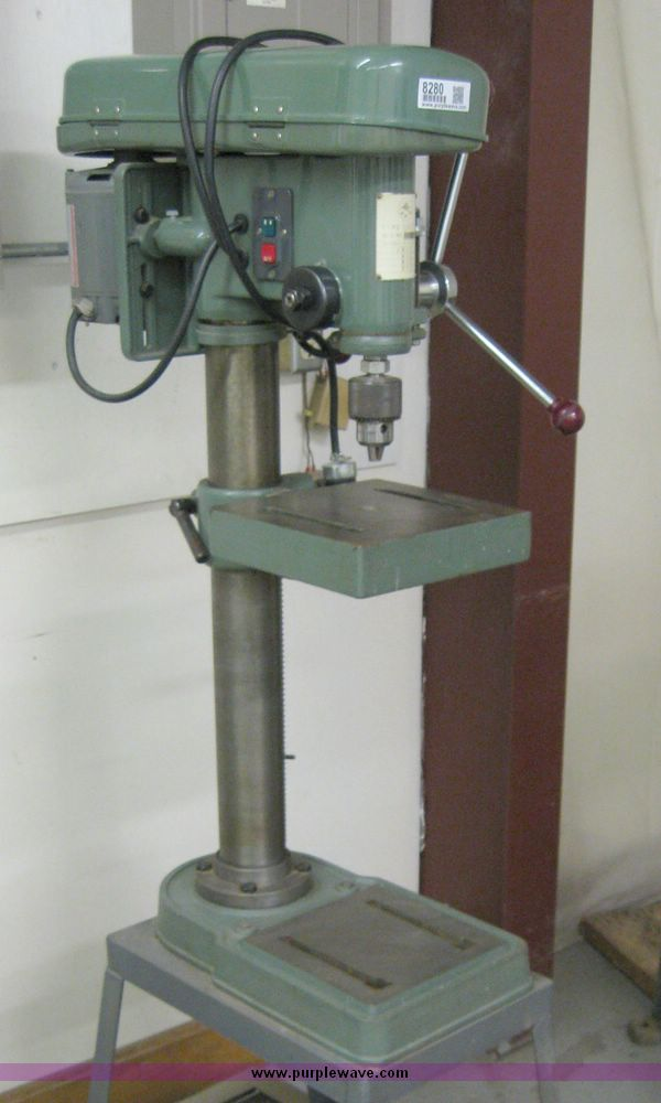 Jet 13r Drill Press For Sale | WoodWorking