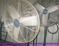 (10) Patton Mach-30 industrial fans   Item 6333   SOLD ...