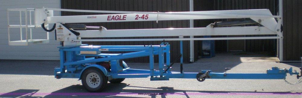 medium resolution of 1997 ameriquip eagle 2 45 boom lift item 1460 sold octo eagle 2 45 lift wiring diagram