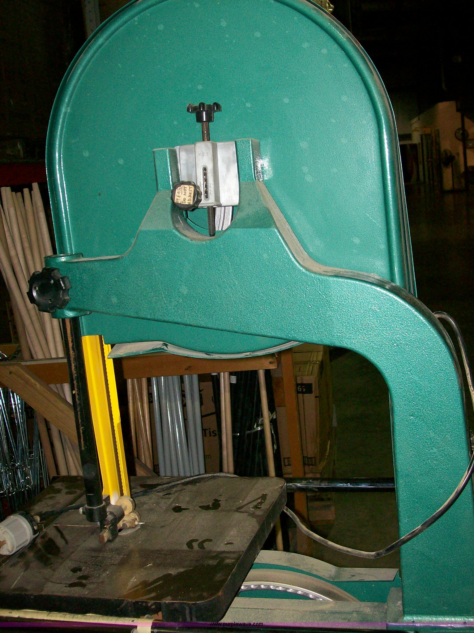 Grizzly 18 Bandsaw G1012