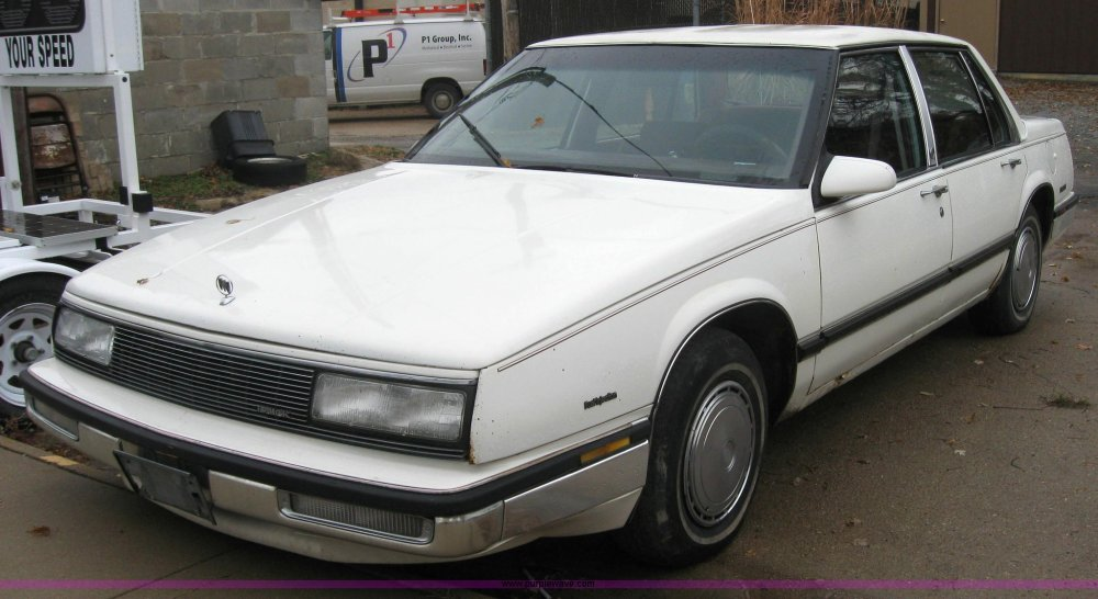 medium resolution of 5233 image for item 5233 1988 buick lesabre limited