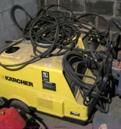 2 karcher hot water high pressure washers item 5239 so hotsy pressure washer parts diagram [ 2048 x 1831 Pixel ]