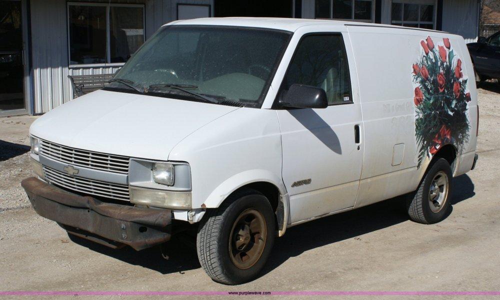 medium resolution of 4928 image for item 4928 2001 chevrolet astro van