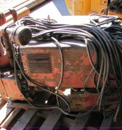 8579 image for item 8579 lincoln 225 arc welder [ 2048 x 1569 Pixel ]