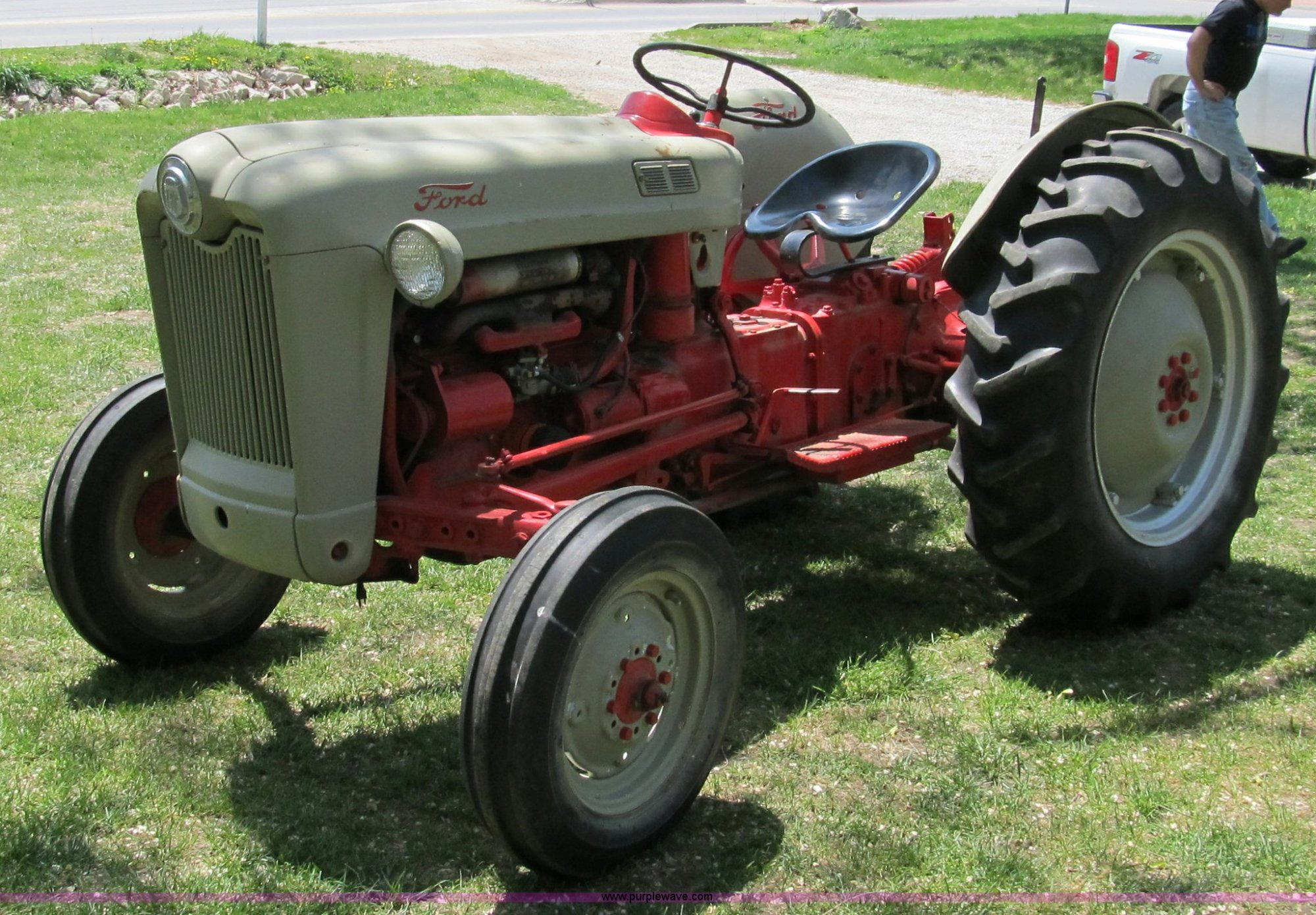 hight resolution of  ford jubilee tractor full size in new window