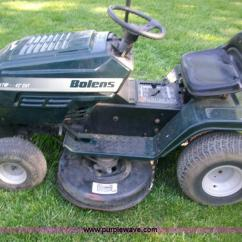 Bolens Lawn Tractor Parts Diagram 1994 Ford Ranger Riding Mower Item 1011 Sold June 1 Midwest Inter Image For