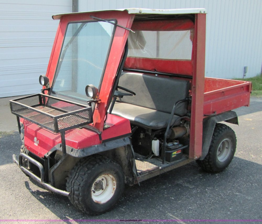 medium resolution of 3442 image for item 3442 kawasaki mule 1000