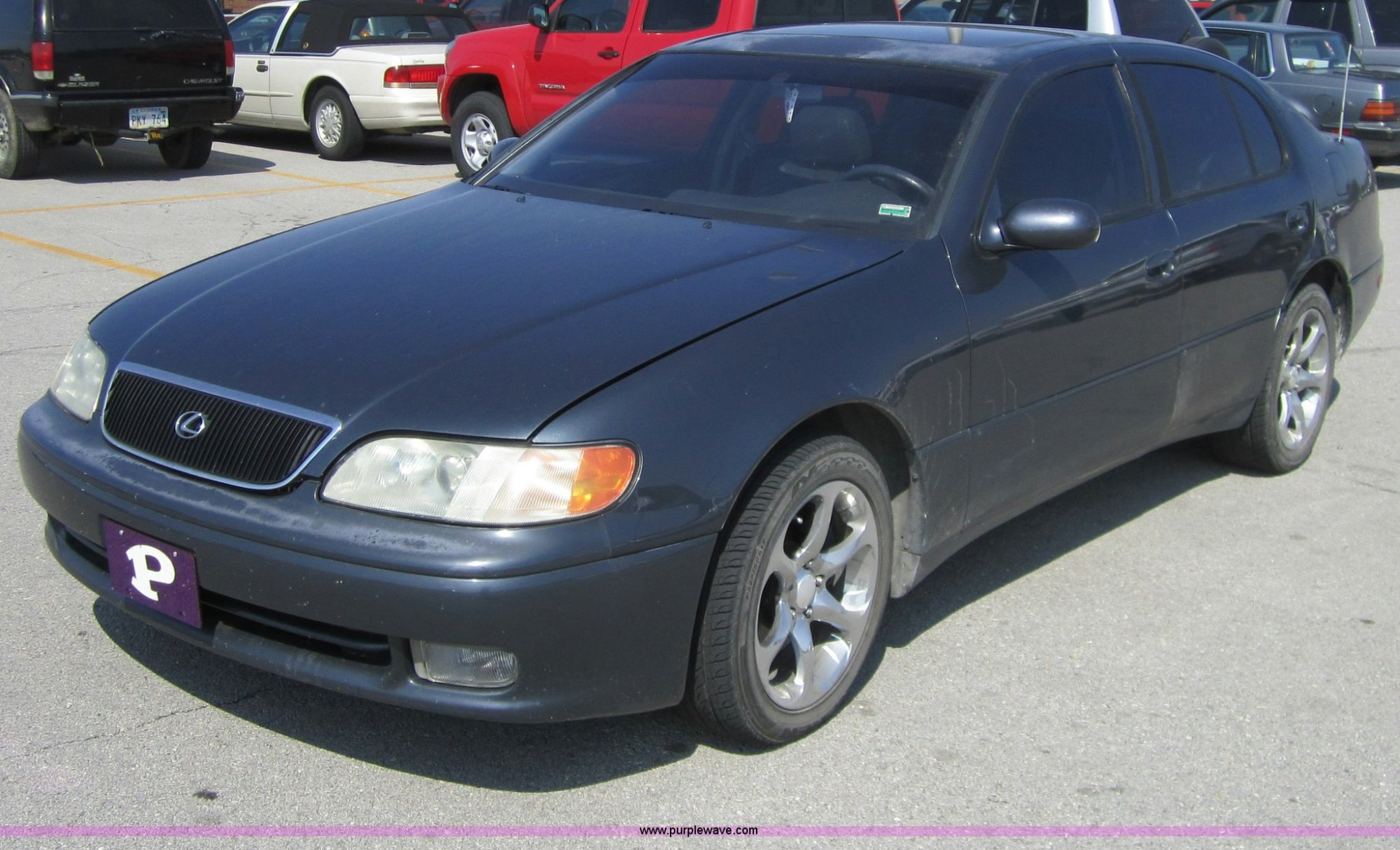 hight resolution of 4385 image for item 4385 1993 lexus gs300
