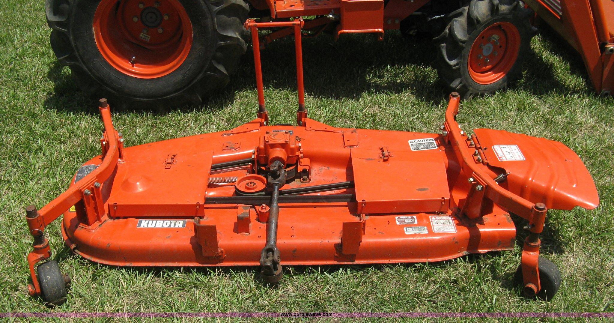 La350 Kubota Front Loader Hydraulic