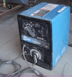 miller thunderbolt xl ac dc welder item g9259 sold sept lincoln sa 200 parts diagram miller thunderbolt welder wiring diagram [ 2048 x 1750 Pixel ]