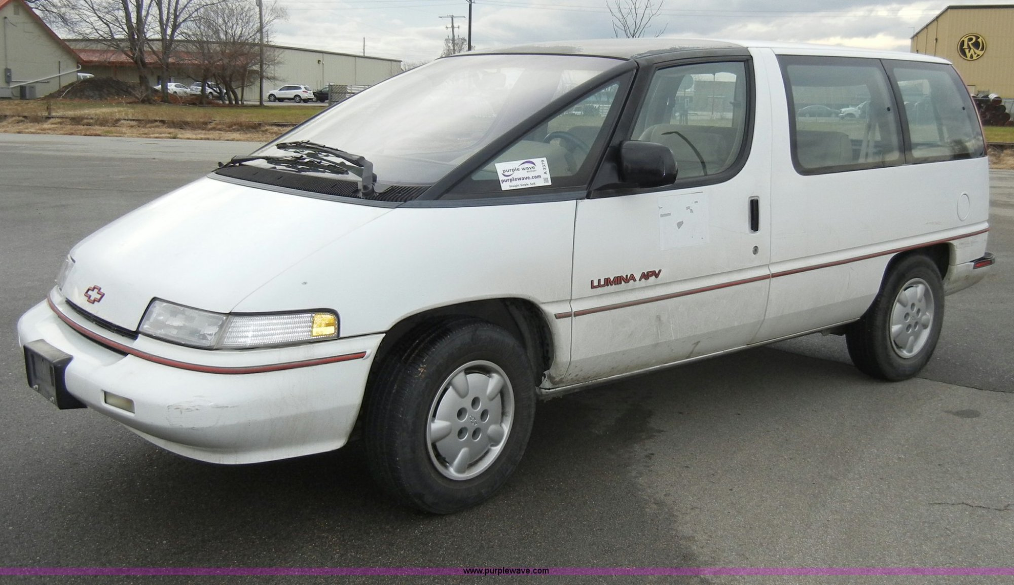 hight resolution of a3379 image for item a3379 1992 chevrolet lumina apv
