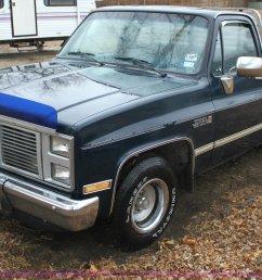1985 gmc sierra 1500 classic pickup truck for sale in kansas [ 2048 x 1309 Pixel ]