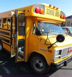 1992 gmc g3500 vandura school bus full size in new window  [ 2048 x 1753 Pixel ]