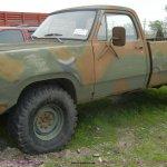 1976 Dodge M880 Pickup Truck In Topeka Ks Item C4286 Sold Purple Wave