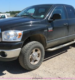 b2329 image for item b2329 2009 dodge ram 2500 heavy duty quad cab  [ 2048 x 1320 Pixel ]