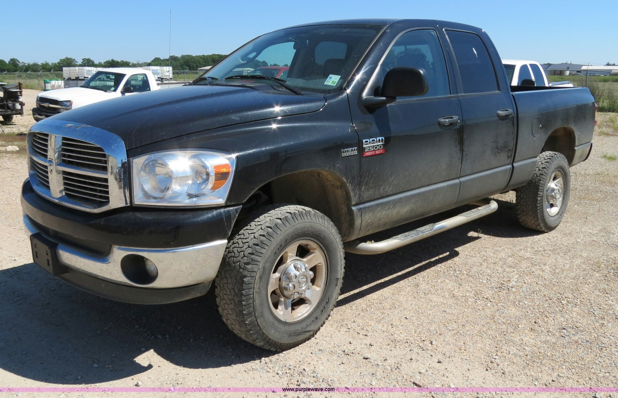 hight resolution of b2329 image for item b2329 2009 dodge ram 2500 heavy duty quad cab