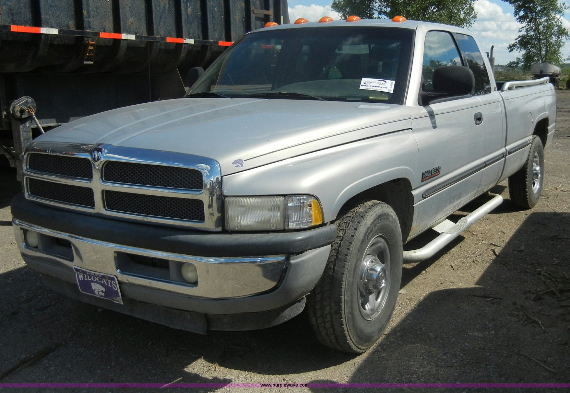 hight resolution of 1999 dodge ram 2500 laramie slt quad cab pickup truck 1999 dodge ram 2500 4x4 1997
