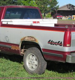 1989 chevrolet 1500 silverado pickup truck full size in new window  [ 2048 x 1047 Pixel ]
