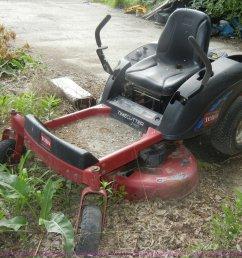 array time cutter z420 ztr mower item m9520 sold may 30 midwe rh purplewave com [ 2048 x 1846 Pixel ]