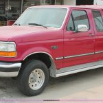 1994 Ford F150 Xlt Extended Cab Pickup Truck In Harrisonville Mo Item C2520 Sold Purple Wave