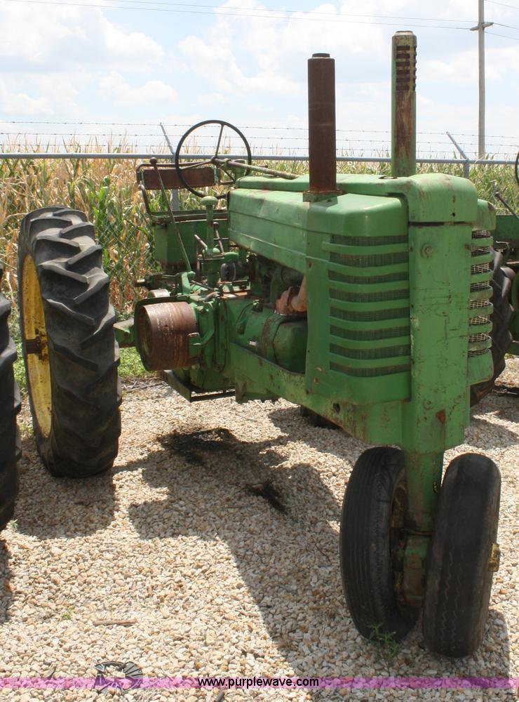 john deere g tractor for sale plug socket wiring diagram 1951 model item b6824 sold tuesday in kansas