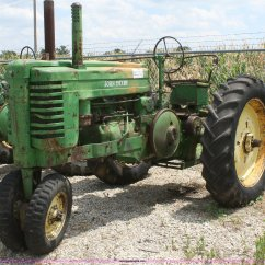 John Deere G Tractor For Sale 2003 Saturn Vue Horn Wiring Diagram 1952 Model Item B6825 Sold Tuesday In Kansas