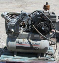 e2050 image for item e2050 ingersoll rand t30 air compressor [ 2016 x 2048 Pixel ]