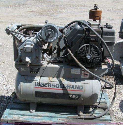 small resolution of e2050 image for item e2050 ingersoll rand t30 air compressor