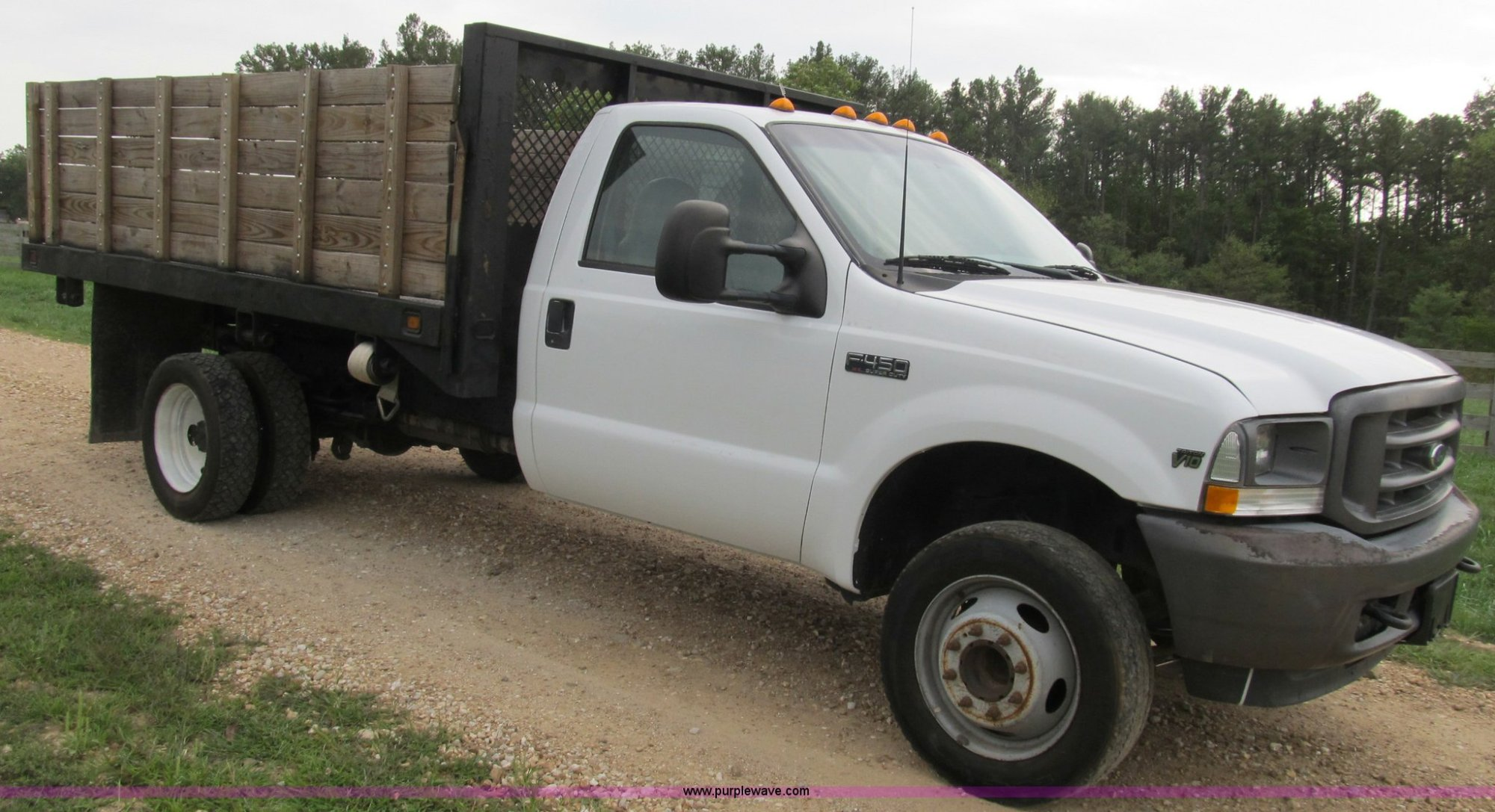 hight resolution of b2878 image for item b2878 2003 ford f450 xl super duty