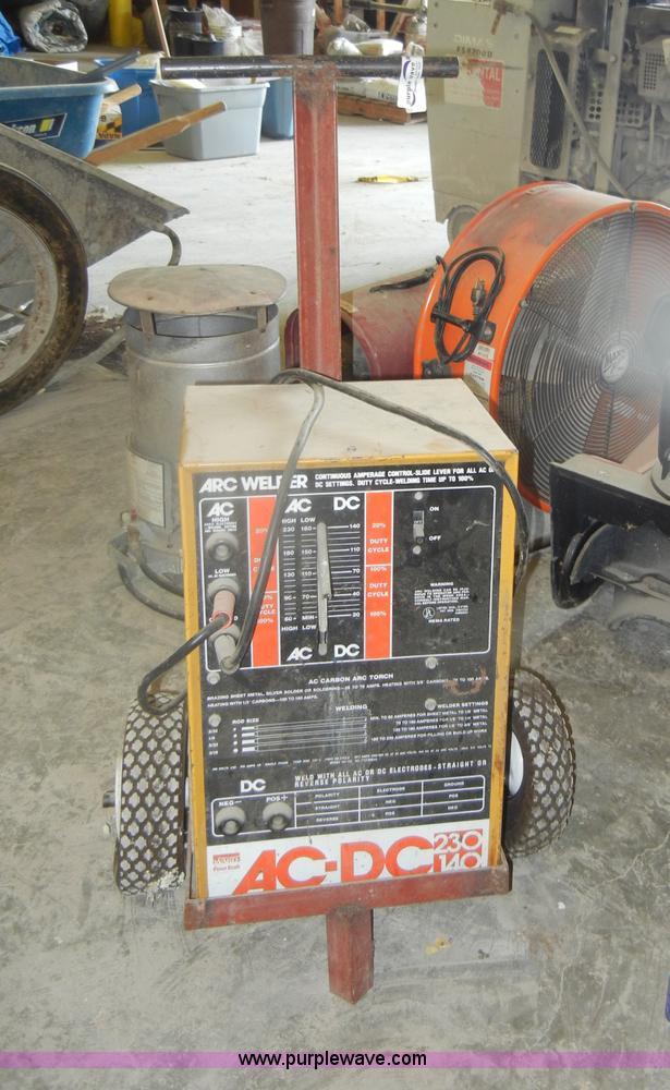 Wards Powr Kraft 230 Welder