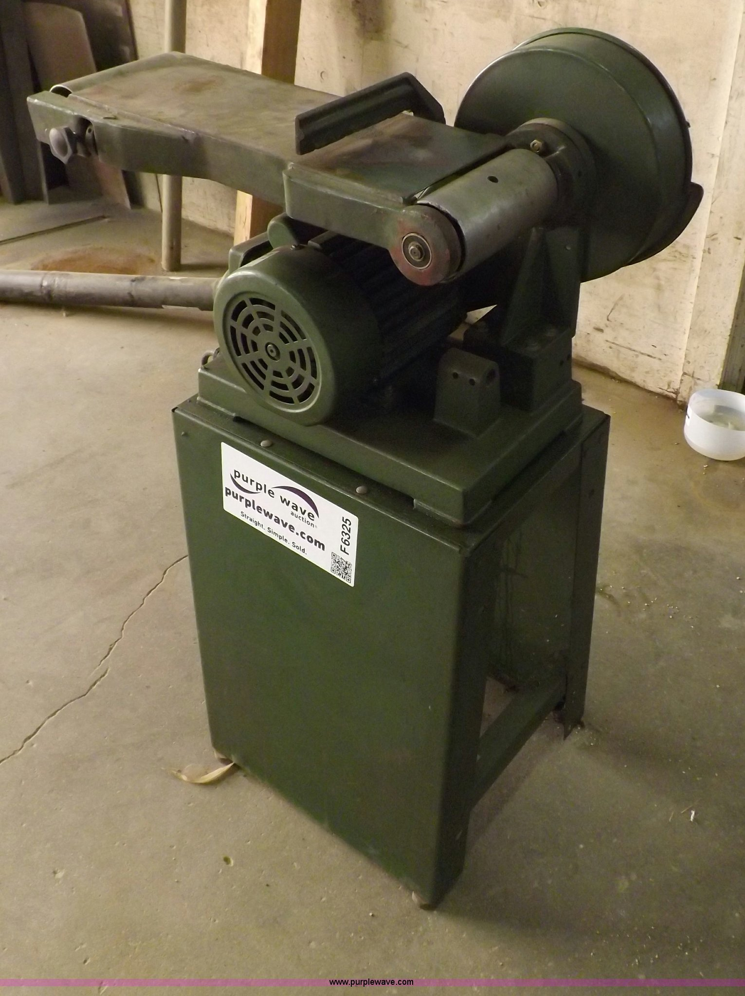 Central Machinery Sander