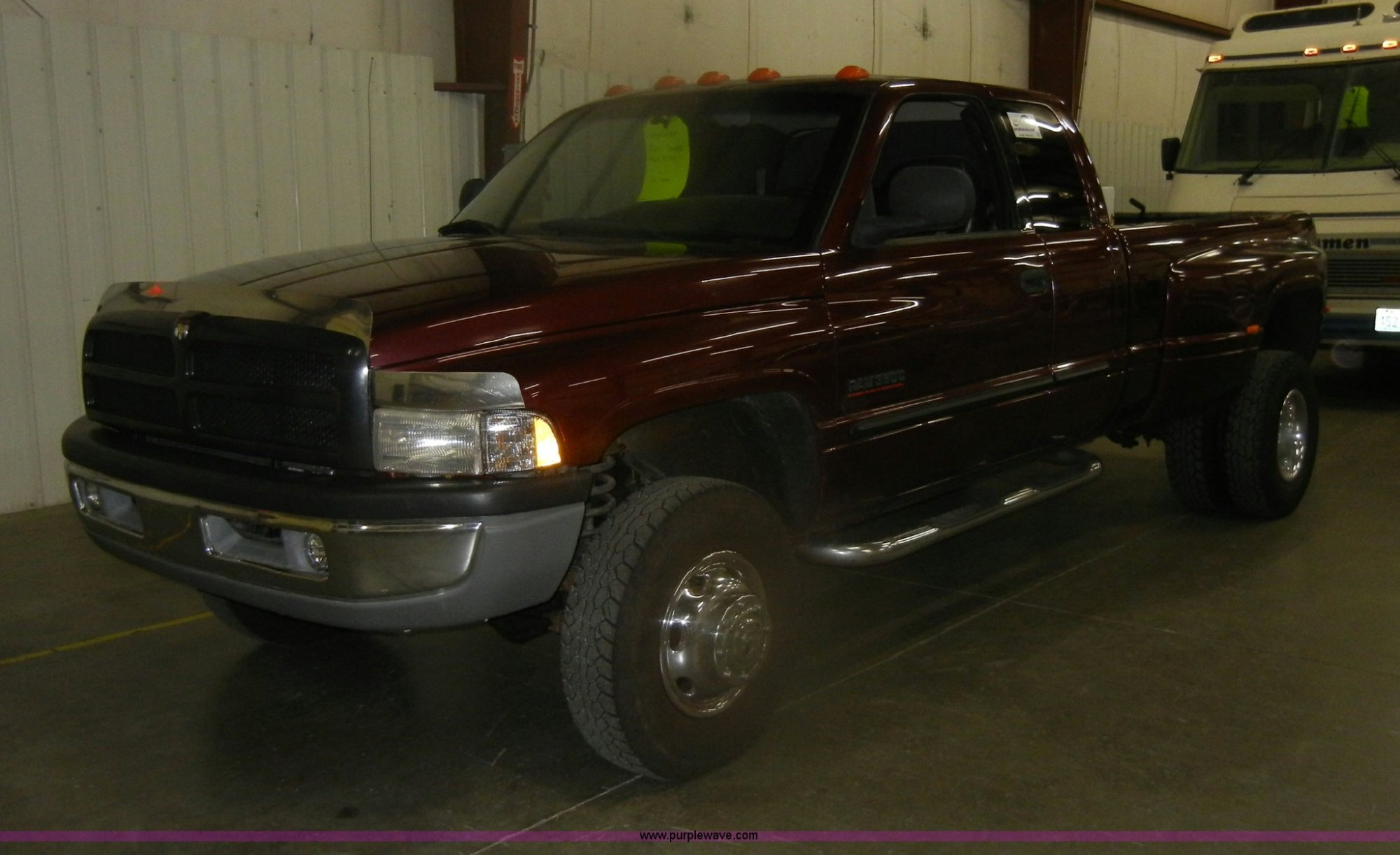 hight resolution of d4678 image for item d4678 2001 dodge ram laramie 3500 slt extended cab