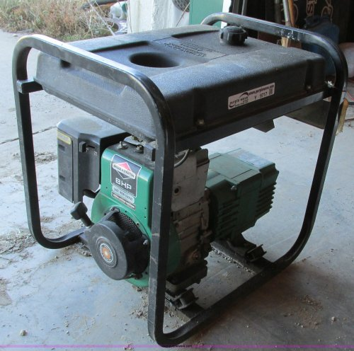 small resolution of  coleman powermate 4000 generator full size in new window