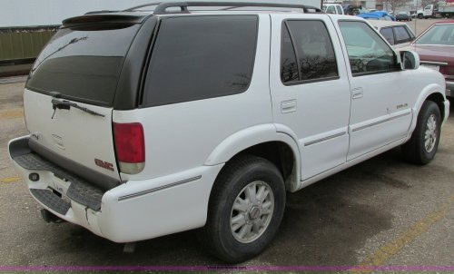 small resolution of  2000 gmc envoy suv full size in new window