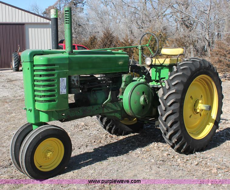 john deere g tractor for sale hss strat wiring diagram 1 volume tone 1948 row crop item e2583 sold marc image