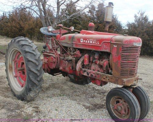 small resolution of 1946 international farmall m tractor item e8470 sold ap farmall h tractor parts 1946 international