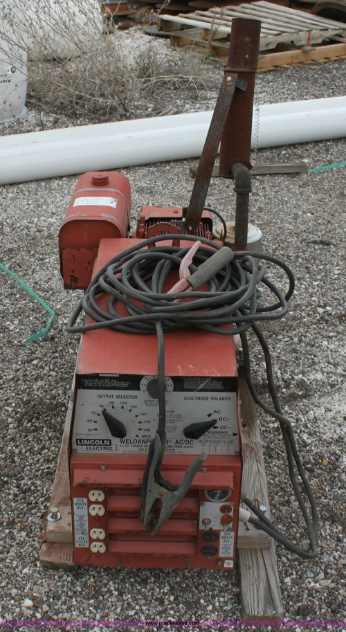 small resolution of  lincoln 225 dc arc welder full size in new window